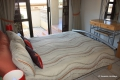 Main bedroom at 10 Stafford Place self catering accommodation in Uvongo, KZN South Coast