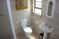Bathroom at 10 Stafford Place self catering accommodation in Uvongo, KZN South Coast