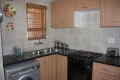 Kitchen at 10 Stafford Place self catering accommodation in Uvongo, KZN South Coast
