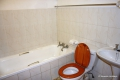 Second bathroom at Rio self catering apartment in St. Michael's