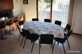 Dining Room at Loerie's Nest self catering house in Ramsgate