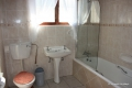 Second Bathroom at Loerie's Nest self catering house in Ramsgate