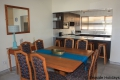 Dining room at 8 Ramsgate Dunes self catering accommodation