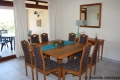 Dining room at Ramsgate Dunes self catering accommodation