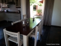 Dining area at Seaward House self catering accommodation in Ramsgate