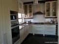 Kitchen at Seaward House self catering accommodation in Ramsgate