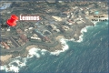 Satellite view of 4 Lemnos self-catering accommodation in Margate