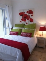 Main Bedroom at 5 Cerf self catering accommodation in Margate