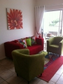 Lounge at 5 Cerf self catering accommodation in Margate