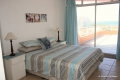 Main Bedroom at Aldabra self catering apartment in St. Michael's
