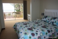 First Bedroom at Hibiscus Road self catering accommodation in Margate