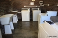 Laundromat at Casa Uvongo self catering apartment accommodation in Uvongo