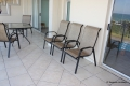 Balcony at Casa Uvongo self catering apartment accommodation in Uvongo