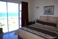 Second bedroom at Michaelpointe self catering apartment accommodation in St Michaels`