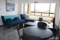 Lounge area at 6 Rio self catering apartment in St. Michael's on the KZN South Coast