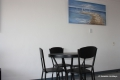 Dining area at 6 Rio self catering apartment in St. Michael's on the KZN South Coast