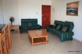 Lounge at Del Su Me self catering accommodation in Margate, KZN South Coast