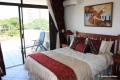 Main Bedroom at Del Su Me self catering accommodation in Margate, KZN South Coast