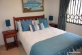 Second bedroom at Del Su Me self catering accommodation in Margate, KZN South Coast