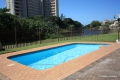 Swimming pool at Del Su Me self catering accommodation in Margate, KZN South Coast