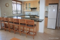 Kitchen at Del Su Me self catering accommodation in Margate, KZN South Coast