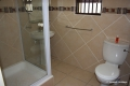 Second bathroom at Del Su Me self catering accommodation in Margate, KZN South Coast
