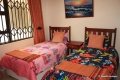 Third bedroom at Del Su Me self catering accommodation in Margate, KZN South Coast