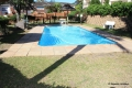Swimming pool at Kubu Bali self catering apartment accommodation in Shelly Beach