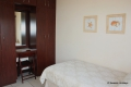 Third bedroom at Kubu Bali self catering apartment accommodation in Shelly Beach
