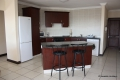 Kitchen at Kubu Bali self catering apartment accommodation in Shelly Beach