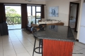 Living area at Kubu Bali self catering apartment accommodation in Shelly Beach