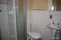 Main en-suite bathroom at 123 Laguna La Crete self catering apartment accommodation in Uvongo on the KZN South Coast