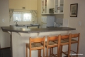 Kitchen at 123 Laguna La Crete self catering apartment accommodation in Uvongo on the KZN South Coast