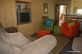 Lounge at 123 Laguna La Crete self catering apartment accommodation in Uvongo on the KZN South Coast