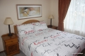 Main bedroom at 123 Laguna La Crete self catering apartment accommodation in Uvongo on the KZN South Coast