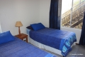 Second bedroom at 192 Laguna La Crete self catering apartment accommodation in Uvongo on the KZN South Coast