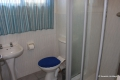 Main en-suite bathroom at Laguna La Crete self catering apaprtment accommodation in Uvongo on the KZN South Coast