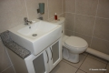 Second bathroom at 8 Mahe self catering apartment in Margate on the KZN South Coast