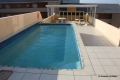 Pool area at Mahe self catering apartments in Margate on the KZN South Coast