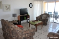 Lounge at 8 Mahe self catering apartment in Margate on the KZN South Coast