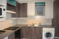 Kitchen at 10 Mahe self catering apartments in Margate on the KZN South Coast