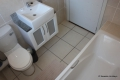 Second bathroom at 10 Mahe self catering apartment in Margate on the KZN South Coast