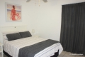 Second bedroom at 10 Mahe self catering apartment in Margate on the KZN South Coast