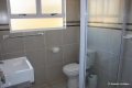 Main en-suite bathroom at 10 Mahe self catering apartment in Margate on the KZN South Coast