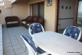 Balcony at 32 Summer Place self catering apartment in Shelly Beach on the KZN South Coast