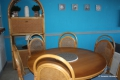 Dining area at 32 Summer Place self catering apartment in Shelly Beach on the KZN South Coast