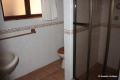 Main en-suite bathroom at 32 Summer Place self catering apartment in Shelly Beach on the KZN South Coast