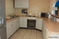 Kitchen at 32 Summer Place self catering apartment in Shelly Beach on the KZN South Coast