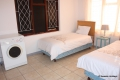 Third bedroom at 32 Summer Place self catering apartment in Shelly Beach on the KZN South Coast