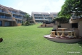 Communal braais at Summer Place self catering apartments in Shelly Beach on the KZN South Coast